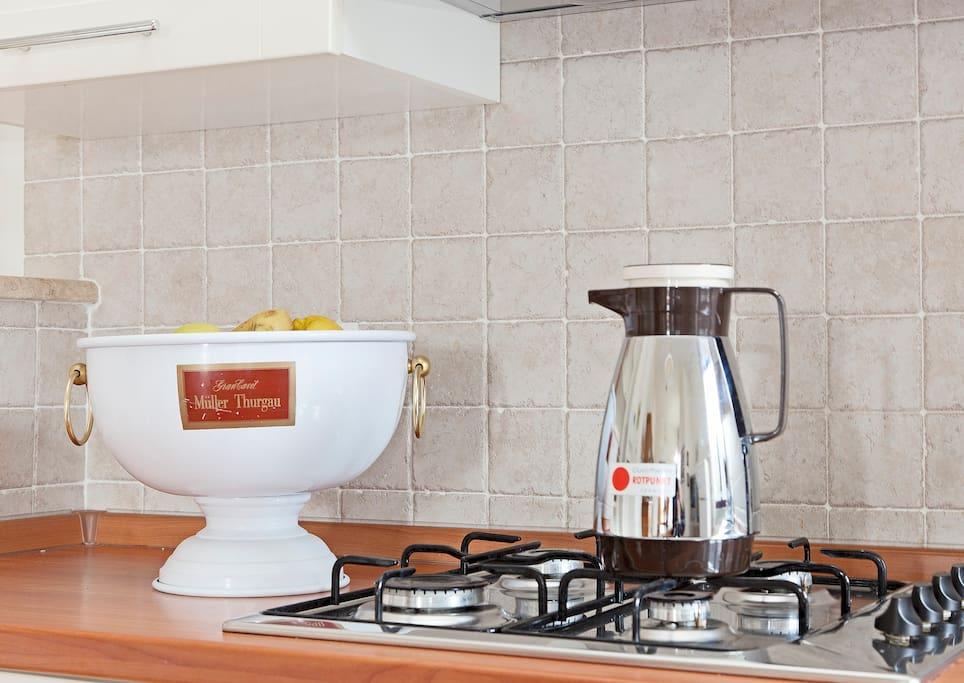 Cipresso - Kitchen