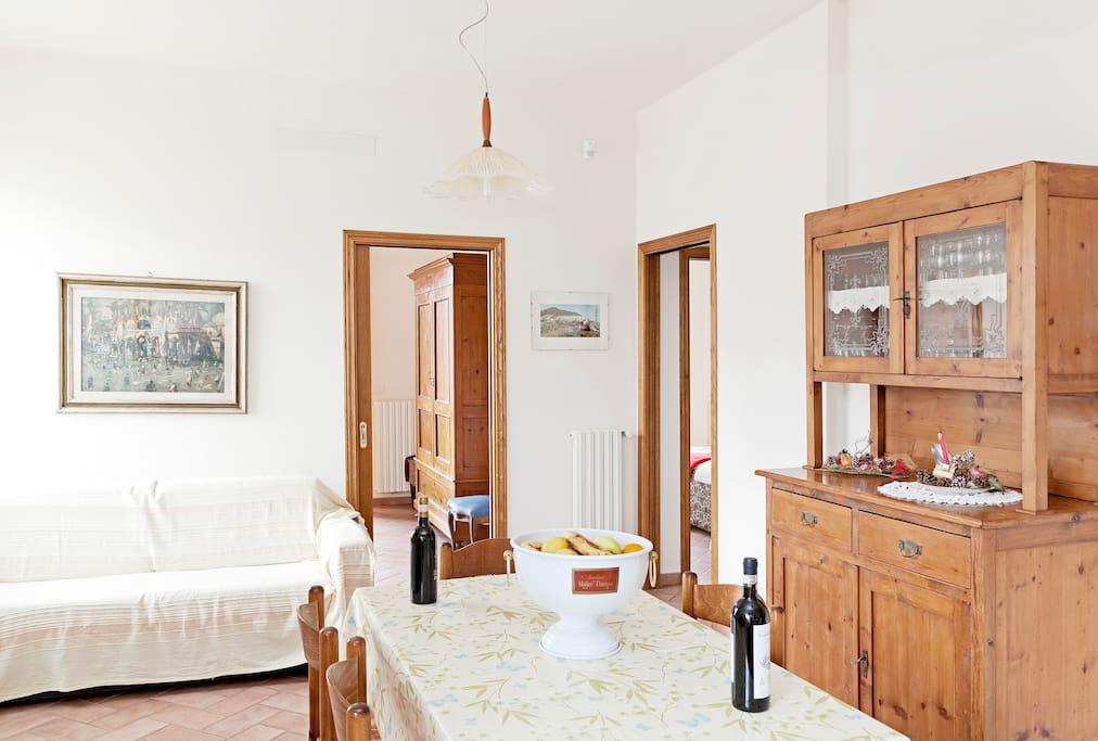 Cipresso - Living room