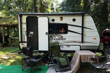 Try out urban RVing. - Autocaravana