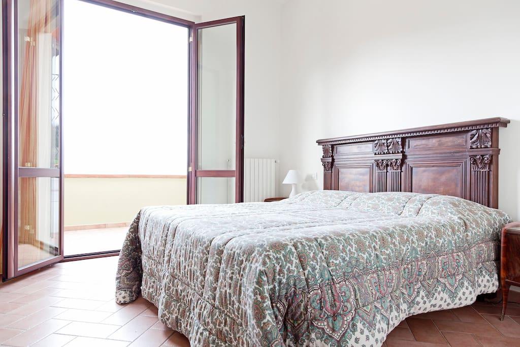 Cipresso - Double bedroom