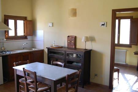 Tiburzi apartment in Tuscany. - Montecatini Val di Cecina - Apartment