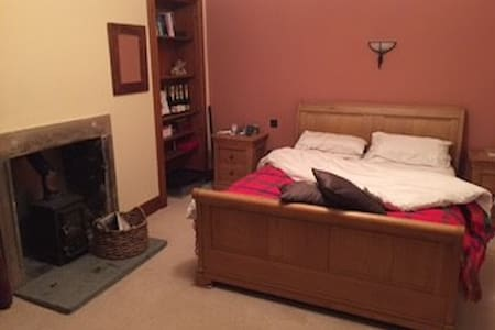 Spacious Double Room near St Andrew - House