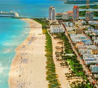 1BR South Beach Ocean Dr Apt SOFI - Miami Beach - Wohnung