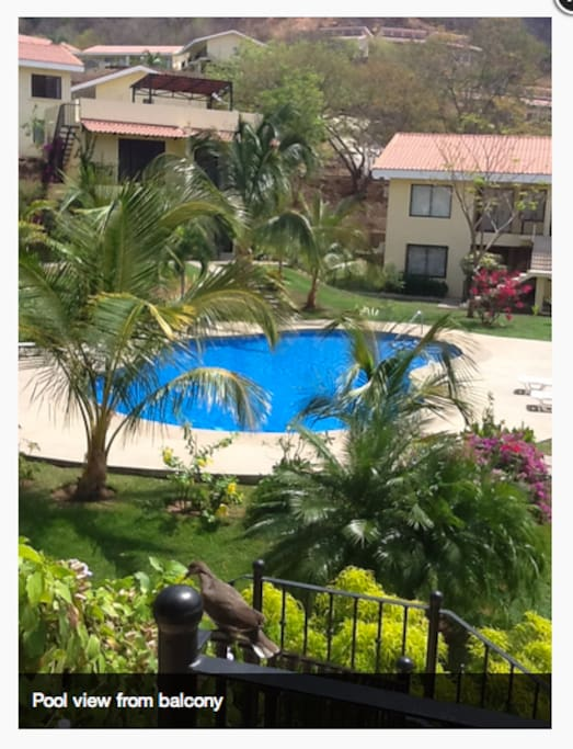Playa Ocotal 2br low fare condo