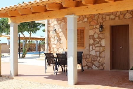 Indipendent cottage 5 pool Es trenc area - Campos