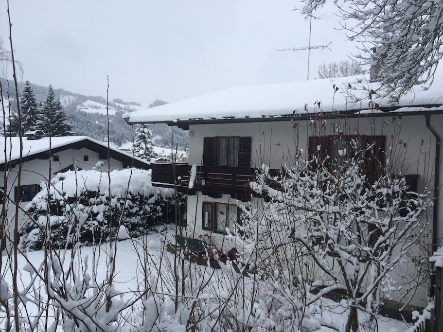 Kitzbühel the top location