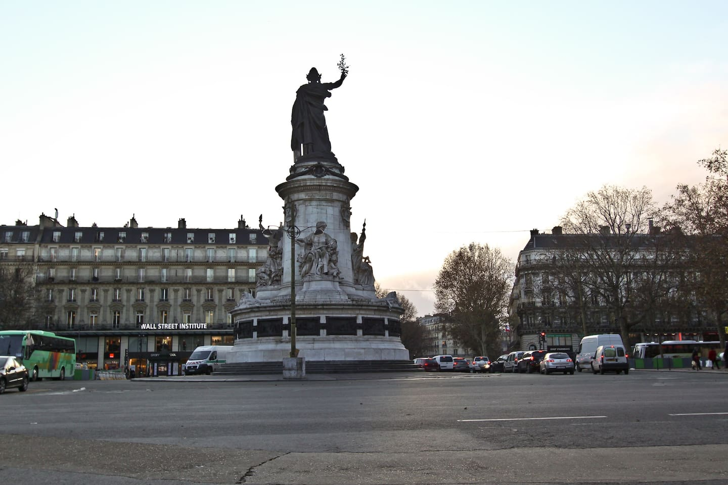 Good location in the heart of Paris