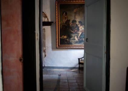 Italian Riviera. Charming Rustico in Dolcedo - Dolcedo - Haus