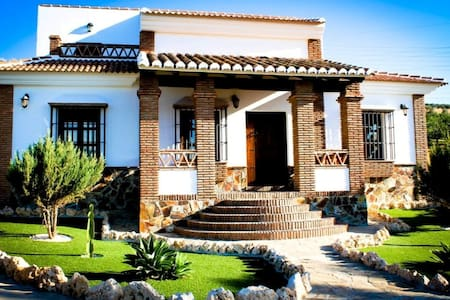 Casa Rural Tita Inés con Piscina - Álora
