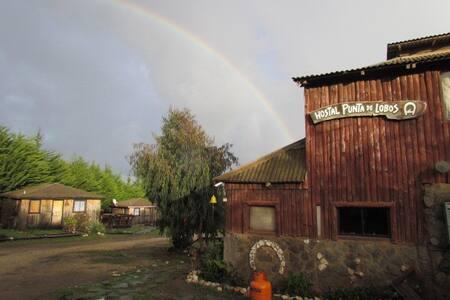 Punta de Lobos, Hostal y Cabañas de Turismo - Pichilemu - Chalet
