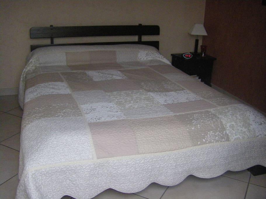 lit type futon