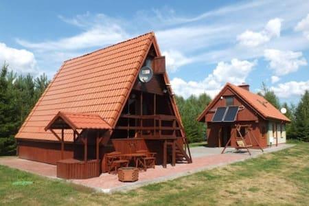 Retreat 'Zacisze' II Kożuchy Wielkie - Gizycko - Hus