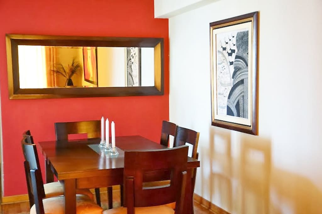 Gorgeous apartment in Miraflores