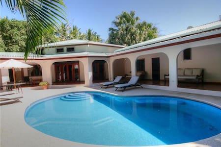 Nosara's Finest Beachside 3B Villa!