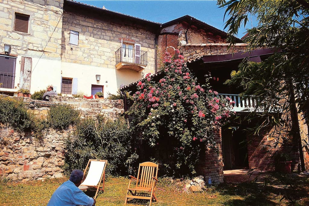 Country house in the Monferrato