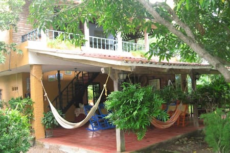 Relaxing Beach Cottage - Playa Mendoza