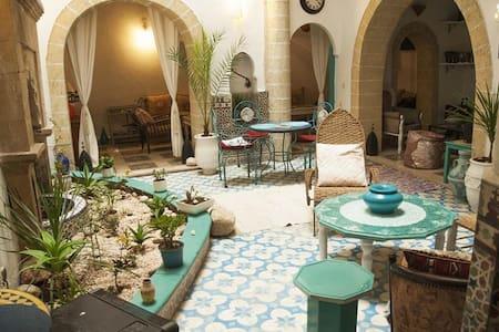 RIAD Lalla Zina : chambre 2 pers - Essaouira