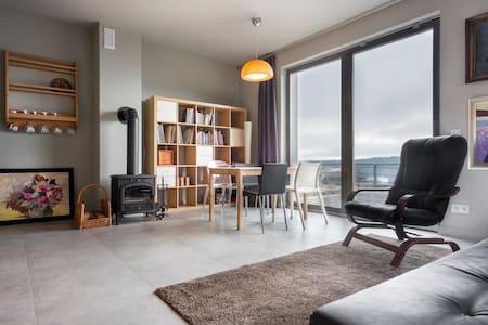 Apartament na górze Chełm - Dům