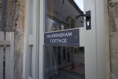 Ollerenshaw for 2 @ Wheeldon Trees - Earl Sterndale