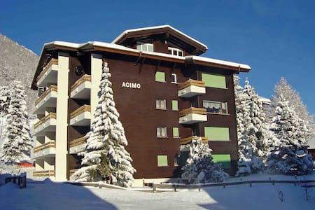 ACIMO  *** Panoramasicht auf die Berge   2 Pers - Apartmen