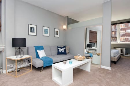 NEW LISTING 1BD in Chelsea