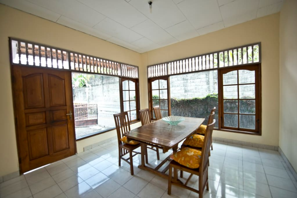 Double Room Sanur Beach