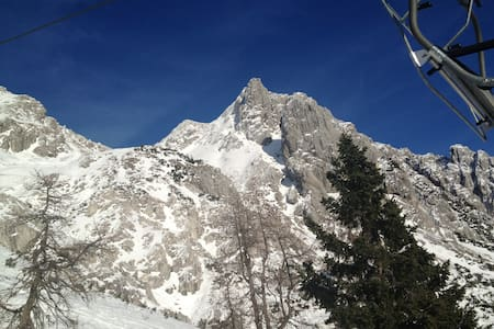 Almhaus, Schihütte  - Sonnenalpe Nassfeld - Chalet