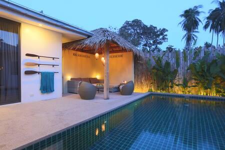 Villa Green Coco - Lamai - - Koh samui - Hus