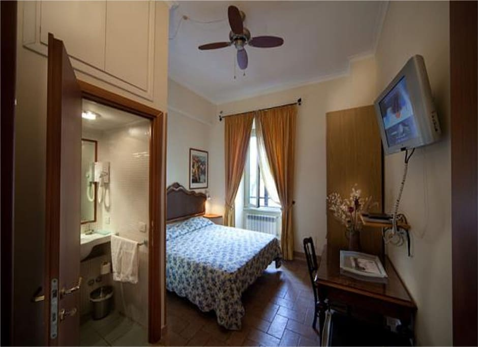 B&B-Apartment in the centre of Rome