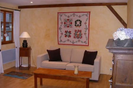 wine grower's Hosts' room  - Givry - Bed & Breakfast