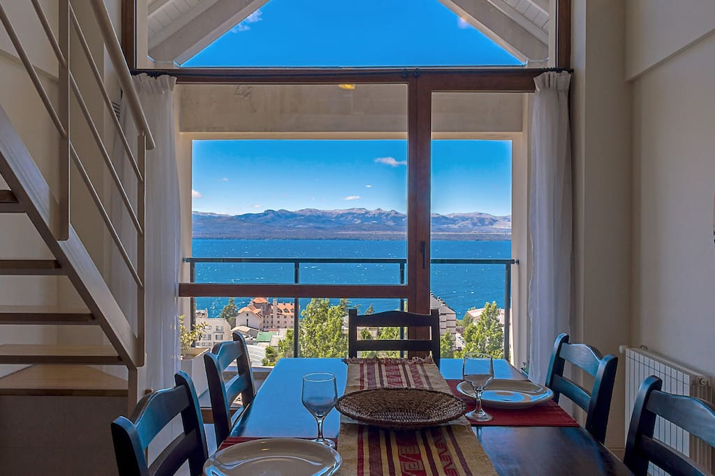 Luxury apartment in Bariloche City