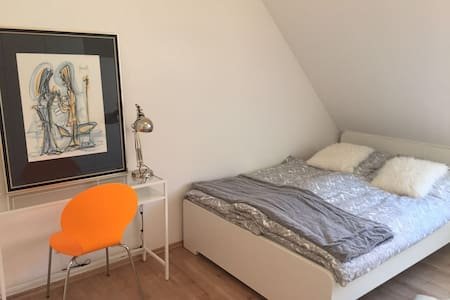 Lovely room in the center of Munich - Múnich - Apartamento