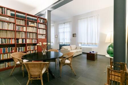 MACCI Santa Croce amazing open space apartment - Firenze