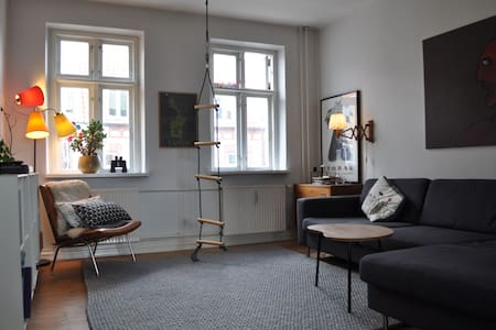 Family friendly apartment in the centre of Aarhus - Aarhus - Apartment