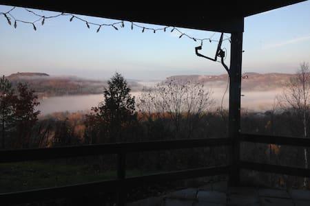 Chambre avec vue exceptionnelle - Piedmont