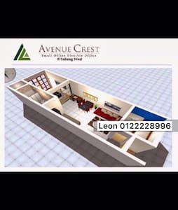 Avenue crest Shah Alam subang west - Shah Alam  - Appartement