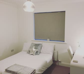 Comfortable small double room - Aberdeen - Huis
