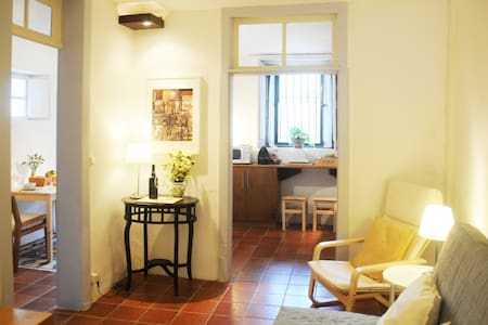 Charming Apt near the river & sea - Porto