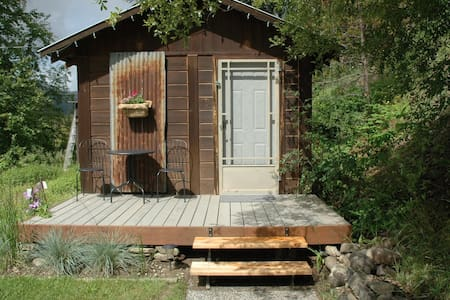 The Rusty Antler Cabin - Clearwater - Szoba reggelivel