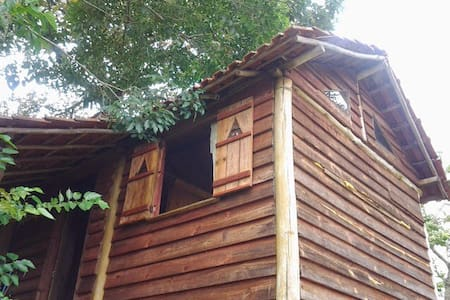 Cabana na serra da Mantiqueira,SHOW - Bungalow