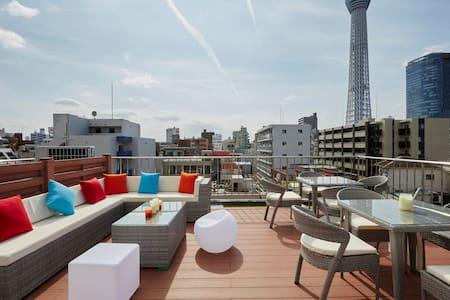 Tokyo skytree house #302 ☆open sale☆ - Wohnung