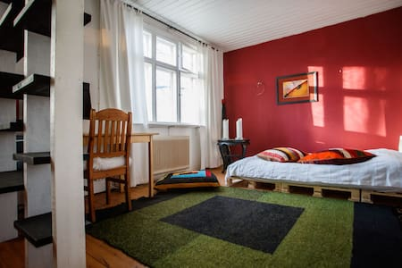 Studio apartment - Oulu - Byt