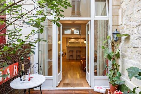 Parisian Loft with terrace