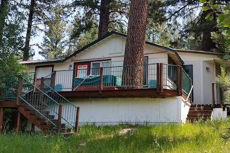 Knotty Pine TreeHouse-Location, Style +Hot Tub!! - McCall - Дом