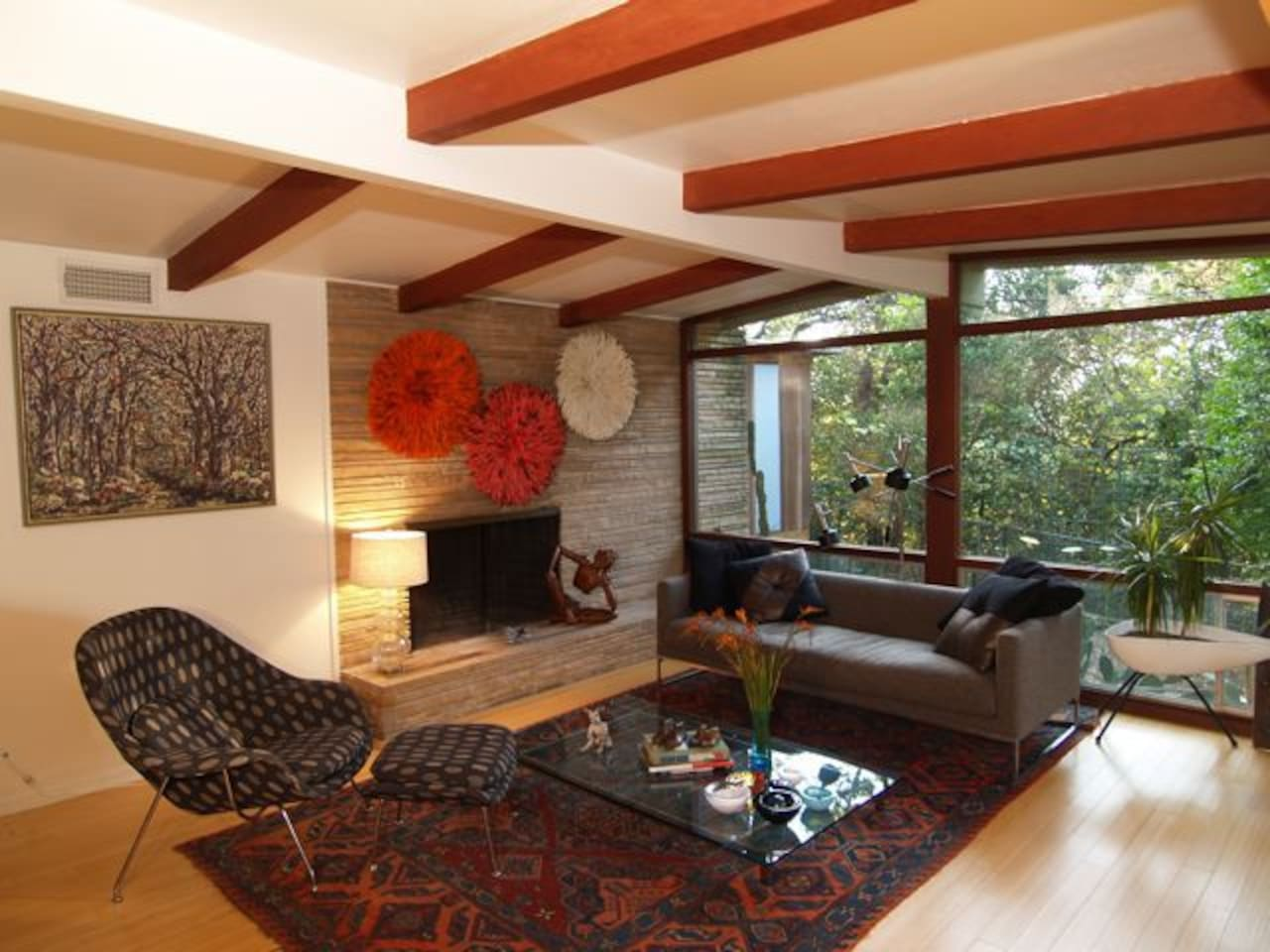 Midcentury, designed by AD Stenger, a few blocks from Barton Springs