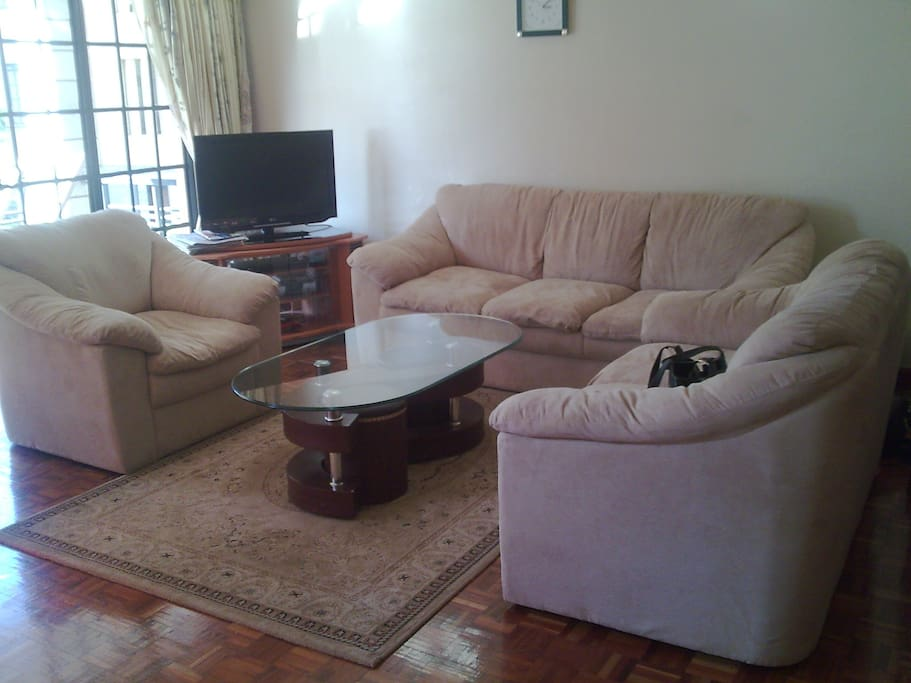 Fully Furnished 2 bed on Riara Road