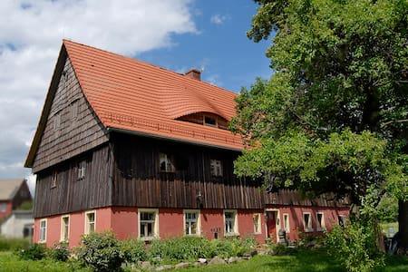 """Czerwony Dom -apartament """"Salon"""" - House"""