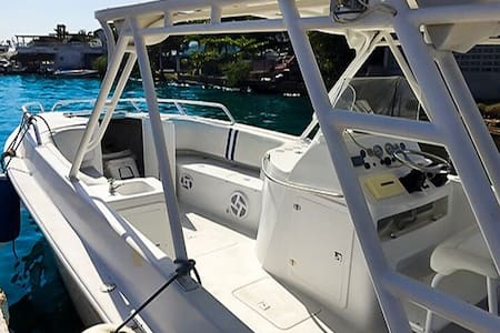 38ft Speedboat - Rent your own boat for a day! - Cartagena