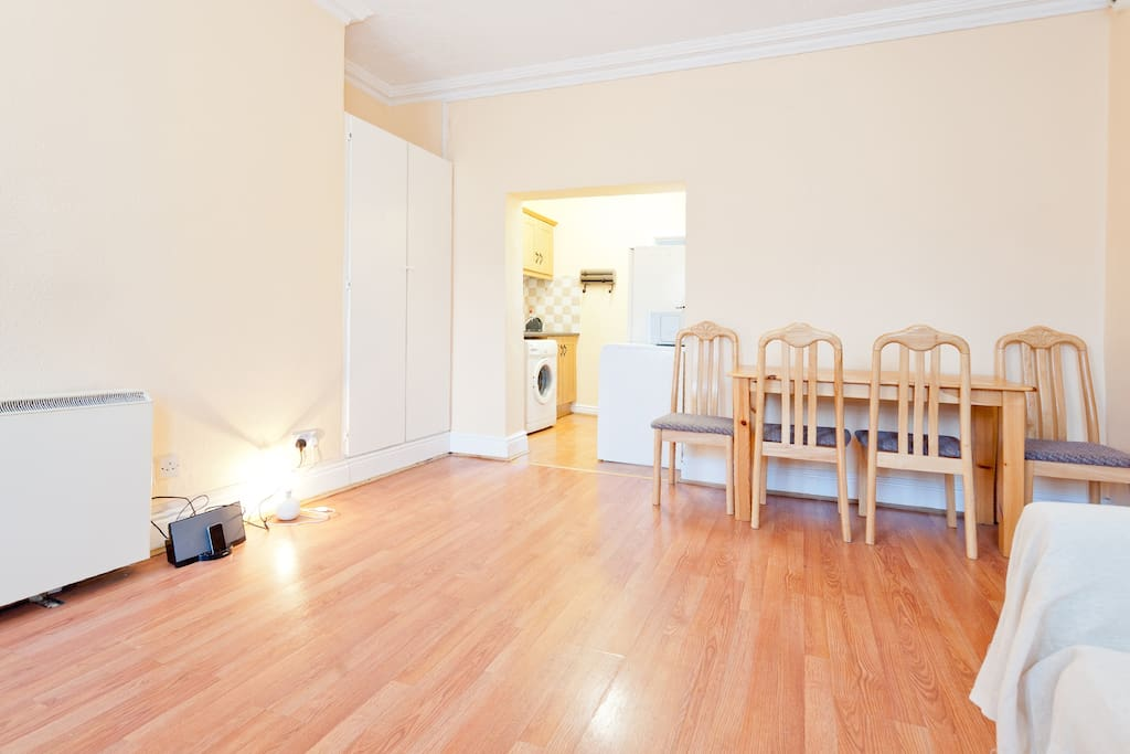 Spacious 1Bed Portobello Apartment