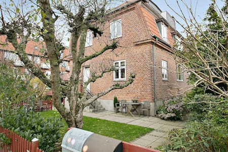 Spacious and Cozy Villa Apartment in Copenhagen - Copenhague - Villa